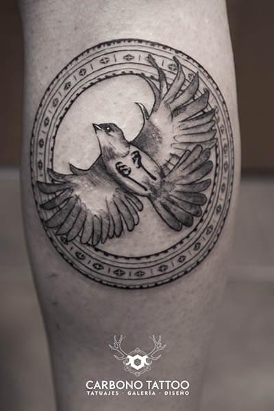 tatuaje-gorrion