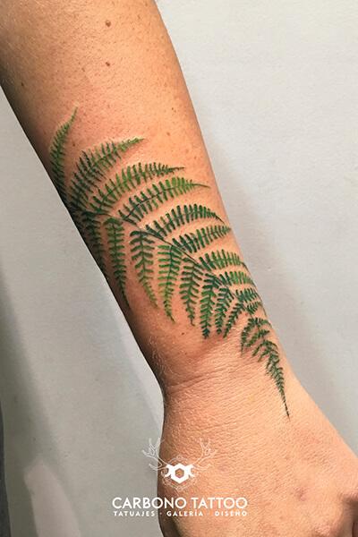 tatuaje-helecho