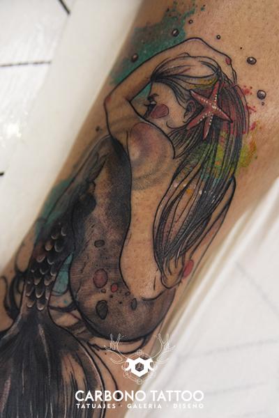 Carbonotattoo | Tatuaje Color Acuarela (6)