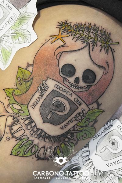 Carbonotattoo | Tatuaje Color Acuarela (8)