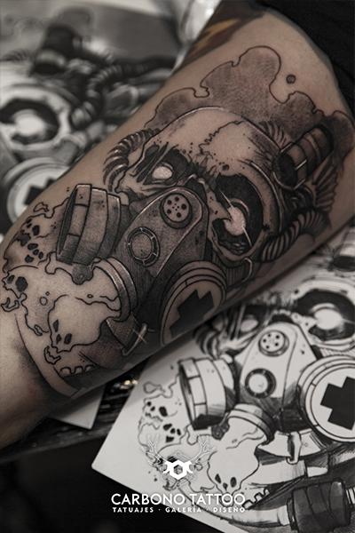 Carbonotattoo | Tatuaje Una Tinta Negro (3)